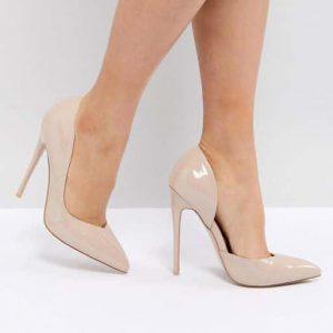 Desire Sachi Court Shoes