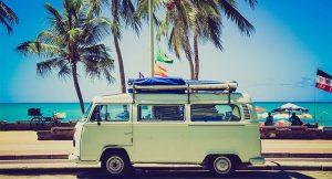 熱帶海洋熱情之美